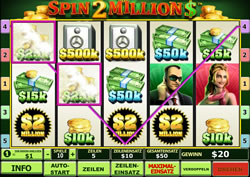 Spin 2 Millions Screenshot 13