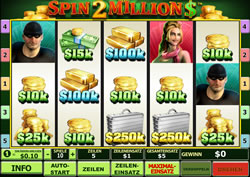 Spin 2 Millions Screenshot 2