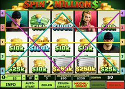 Spin 2 Millions Screenshot 3