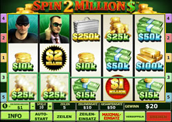 Spin 2 Millions Screenshot 7