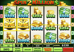 Spin 2 Millions Screenshot 9