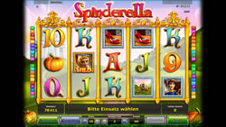 Spinderella Screenshot 1