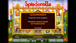 Spinderella Screenshot 15