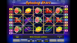 Spinning Stars Screenshot 2