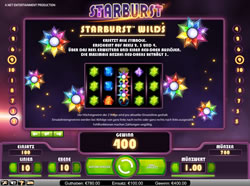 Starburst Screenshot 3