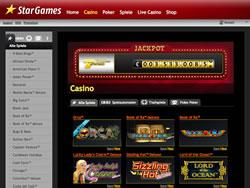 Stargames Screenshot 1