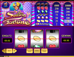 Sultans Fortune Screenshot 2