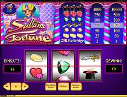 Sultans Fortune Screenshot 4
