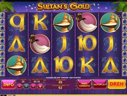 Sultans Gold Screenshot 1
