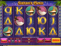 Sultans Gold Screenshot 1