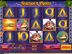 Sultans Gold Screenshot 5