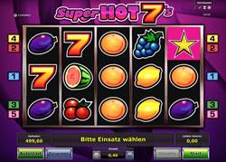 Super Hot 7's Screenshot 1