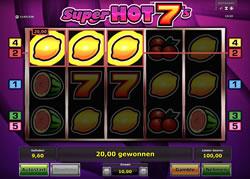 Super Hot 7's Screenshot 10