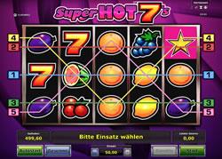 Super Hot 7's Screenshot 2
