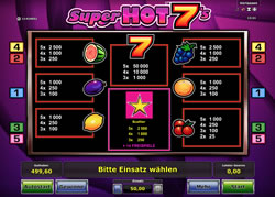 Super Hot 7's Screenshot 3