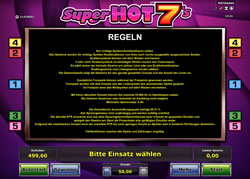 Super Hot 7's Screenshot 7