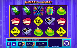 Super Jackpot Block Party Screenshot 1