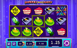 Super Jackpot Block Party Screenshot 5