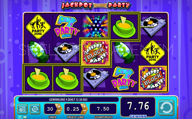 Der Slot Super Jackpot Party –kostenlose Demo & Bewertung