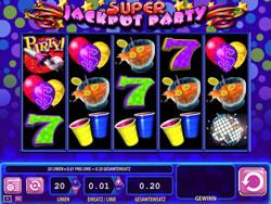 Super Jackpot Party Screenshot 1