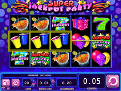 Super Jackpot Party Screenshot 2