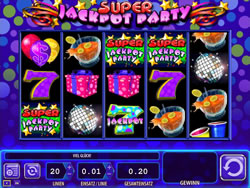 Super Jackpot Party Screenshot 3