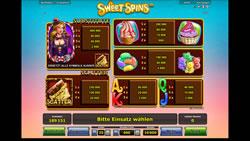 Sweet Spins Screenshot 3