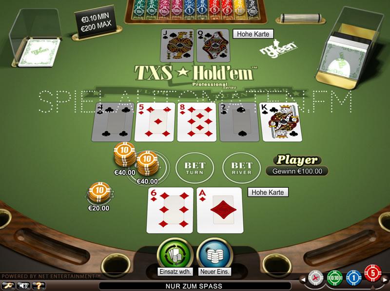 Texas Holdem Spielen.De