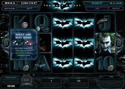 The Dark Knight Screenshot 1