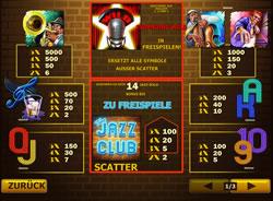The Jazz Club Screenshot 2