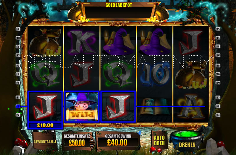 wish upon a jackpot spielen