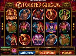 The Twisted Circus Screenshot 1