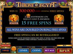 Throne of Egypt Screenshot 3