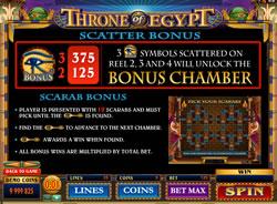 Throne of Egypt Screenshot 4
