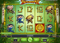 Thunderfist Screenshot 1