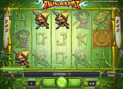 Thunderfist Screenshot 2