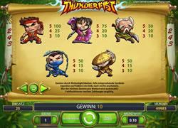 Thunderfist Screenshot 3