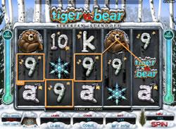 Tiger vs Bear Screenshot 2