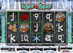 Tiger vs Bear Screenshot 4