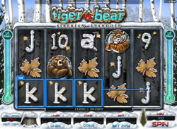 Tiger vs Bear Screenshot 6
