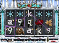 Tiger vs Bear Screenshot 8