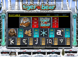 Tiger vs Bear Screenshot 9