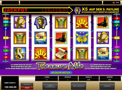 Treasure Nile Screenshot 2