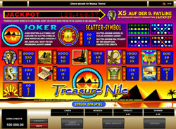 Treasure Nile Screenshot 3