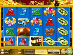 Treasures of the Pyramids Screenshot 1