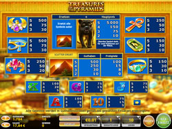 Treasures of the Pyramids Screenshot 2