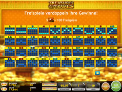 Treasures of the Pyramids Screenshot 3