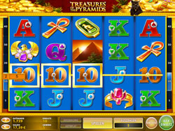 Treasures of the Pyramids Screenshot 4