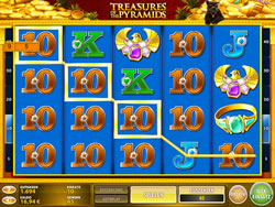 Treasures of the Pyramids Screenshot 5