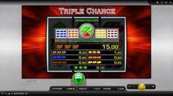Triple Chance Screenshot 1